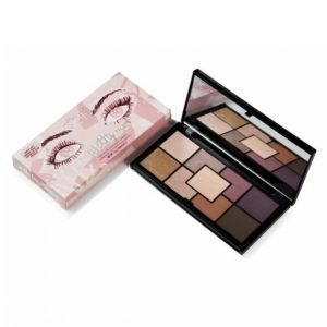 Ciaté Pretty. Fun. Fearless Eyeshadow Palette Luomiväri