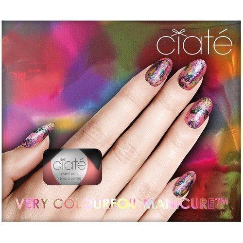 Ciaté Very Colourfoil Manicure Carnival Couture