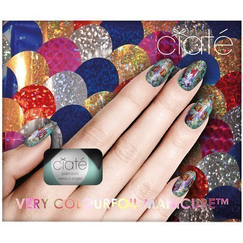 Ciaté Very Colourfoil Manicure Kaleidoscope Klash