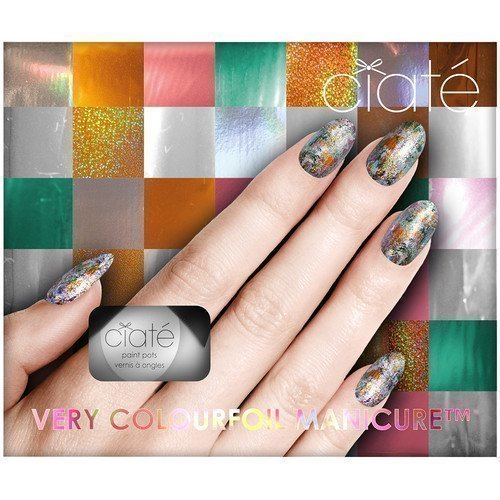 Ciaté Very Colourfoil Manicure Wonderland