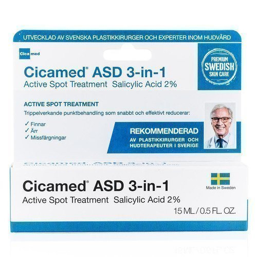 Cicamed ASD 3-in-1 Active Spot Treatment