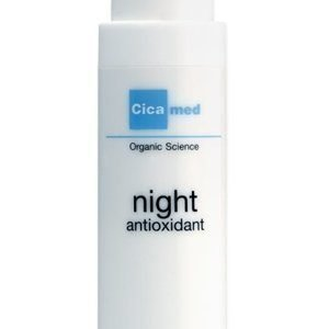 Cicamed Organic Science Night Antioxidant