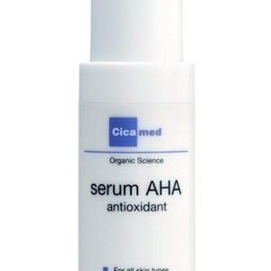 Cicamed Organic Science Serum AHA