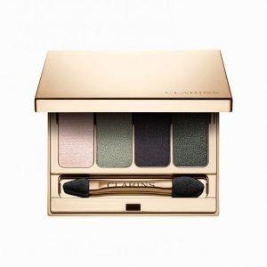Clarins 4-Colour Eye Shadow Palette Luomiväri Forest