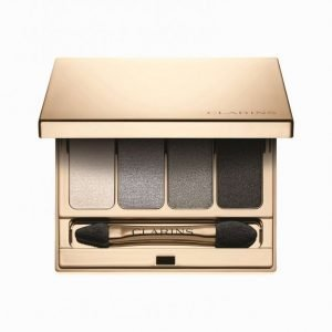 Clarins 4-Colour Eye Shadow Palette Luomiväri Smoky