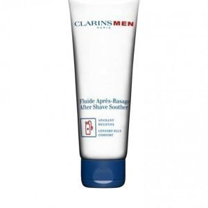 Clarins After-Shave Soother Valkoinen
