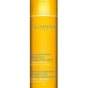 Clarins After Sun Replenishing Face & Décolleté Hoitava Voide 50 ml