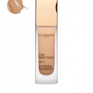 Clarins Everlasting Foundation Xl+ Meikkivoide Almond