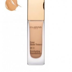 Clarins Everlasting Foundation Xl+ Meikkivoide Amber