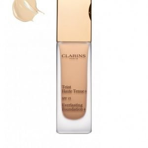 Clarins Everlasting Foundation Xl+ Meikkivoide Nude