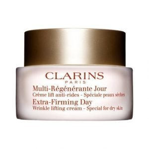 Clarins Extra Firming Day Cream For Dry Skin Kosteusvoide 50 ml