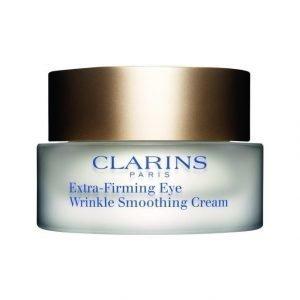 Clarins Extra Firming Eye Wrinkle Smoothing Cream Silmänympärysvoide 15 ml
