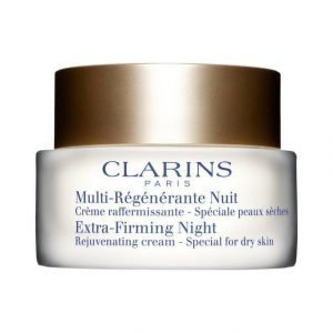 Clarins Extra Firming Night Cream For Dry Skin Yövoide 50 ml