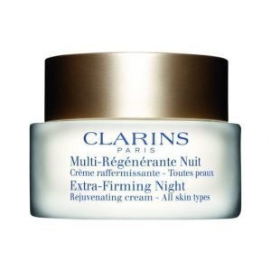 Clarins Extra Firming Night Cream Yövoide 50 ml