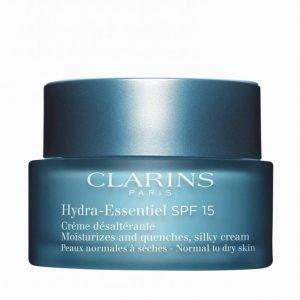 Clarins Hydra-Essentiel Creme Spf 15 50 Ml Kasvohoito