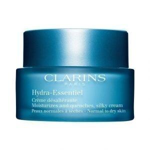 Clarins Hydra Essentiel Silky Cream Kasvovoide 50 ml