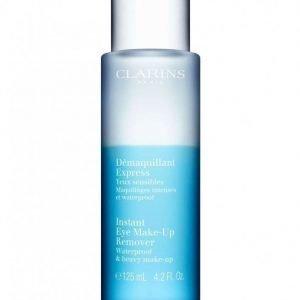 Clarins Instant Eye Make-Up Remover 125ml Meikinpoistoaine