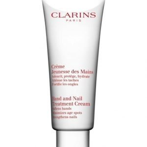 Clarins Jeunesse Des Mains Hand & Nail Treatment Cream Käsivoide 100 ml
