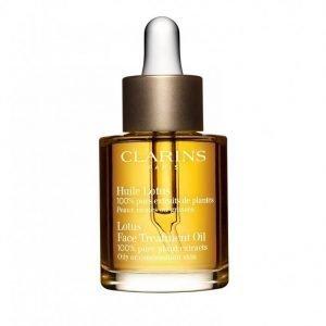 Clarins Lotus Face Treatment Oil Öljy