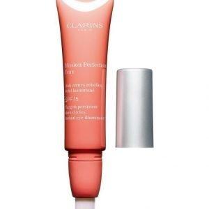 Clarins Mission Perfection Yeux Eye Cream Spf 15 Silmänympärysvoide 15 ml
