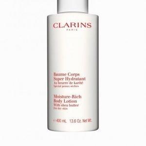 Clarins Moisture-Rich Body Lotion 400 Ml Vartalovoide