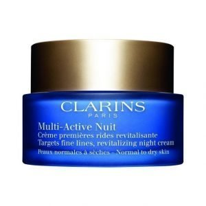 Clarins Multi Active Night Cream Comfort Yövoide 50 ml