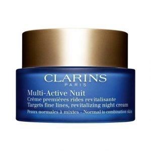 Clarins Multi Active Night Cream Light Yövoide 50 ml