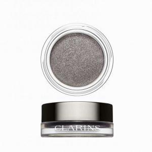 Clarins Ombre Iridescente Eye Shadow Luomiväri Silver Grey
