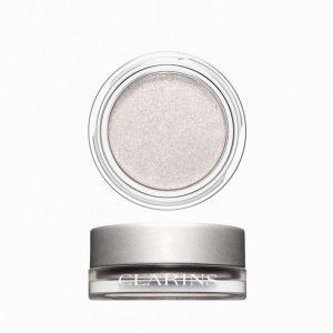 Clarins Ombre Iridescente Eye Shadow Luomiväri Silver / White