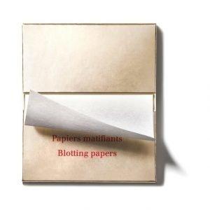 Clarins Pore Perfecting Matifying Kit Refill Kasvopaperit 2 X 70 kpl