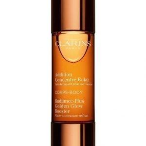 Clarins Radiance Plus Golden Glow Booster For Body Itseruskettava Tiiviste 30 ml