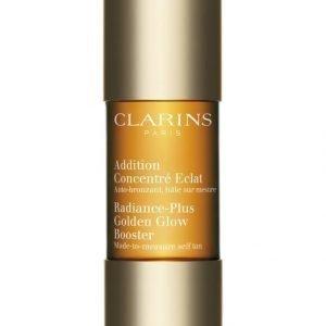 Clarins Radiant Plus Golden Glow Booster 15 ml Itseruskettava Tiiviste