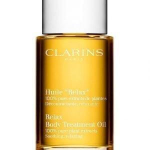 Clarins Relax Body Treatment Oil 100 ml Vartaloöljy