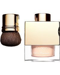 Clarins Skin Illusion Loose Powder Foundation 112 Amber