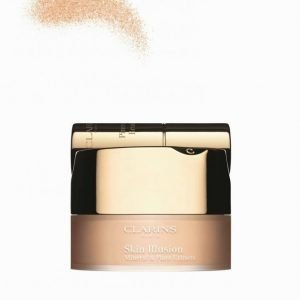 Clarins Skin Illusion Mineral Loose Powder Foundation Meikkivoide Amber