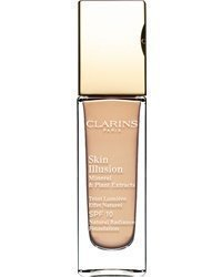 Clarins Skin Illusion Natural Radiance Foundation 112 Amber