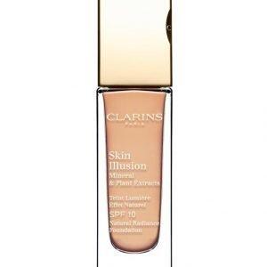 Clarins Skin Illusion Spf 10 Meikkivoide