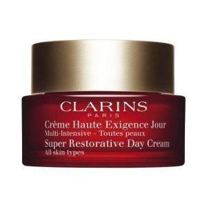Clarins Super Restorative Day Cream For All Skin Types Päivävoide 50 ml