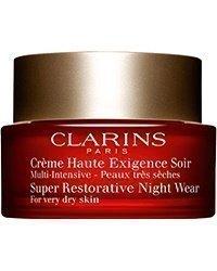 Clarins Super Restorative Night Wear 50ml (Very Dry Skin)