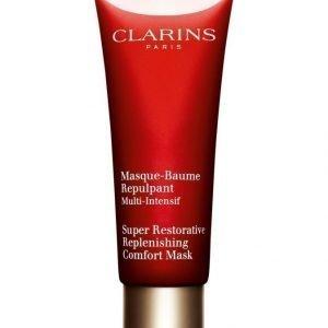 Clarins Super Restorative Replenishing Comfort Mask Naamio 75 ml