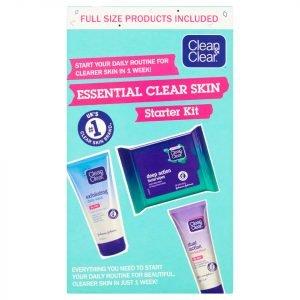 Clean & Clear Essential Clear Skin Starter Kit