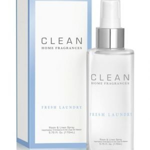 Clean Home Fresh Laundry Liinavaate Ja Huonesuihke 170 ml