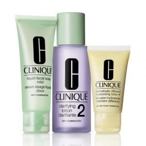 Clinique 3 Step Introduction Kit Tutustumispakkaus