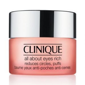 Clinique All About Eyes Rich Silmänympärysvoide 15 ml