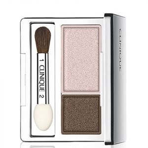 Clinique All About Shadow Duo Ivory Bisque / Bronze Satin