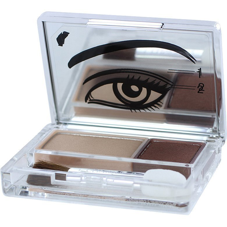 Clinique All About Shadow Duo N°01 Like Mink 2