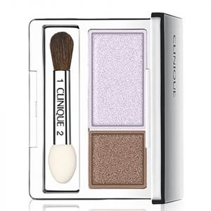 Clinique All About Shadow Duo Seashell Pink / Fawn Satin