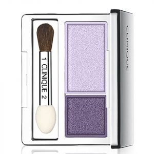 Clinique All About Shadow Duo Twilight Mauve / Brandied Plum