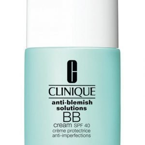 Clinique Anti Blemish Solutions Bb Cream Spf 40 Bb Voide 30 ml