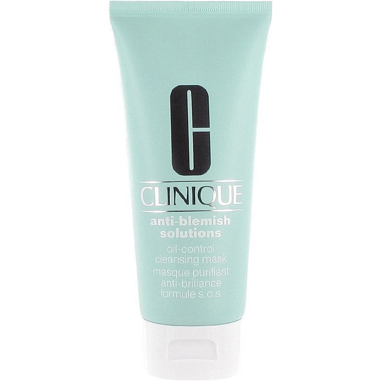 Clinique Anti Blemish SolutionsControl Cleansing Mask 100ml